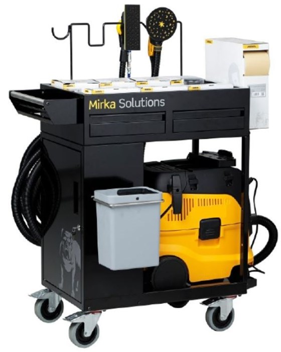 Servante d'atelier Mirka Solution+