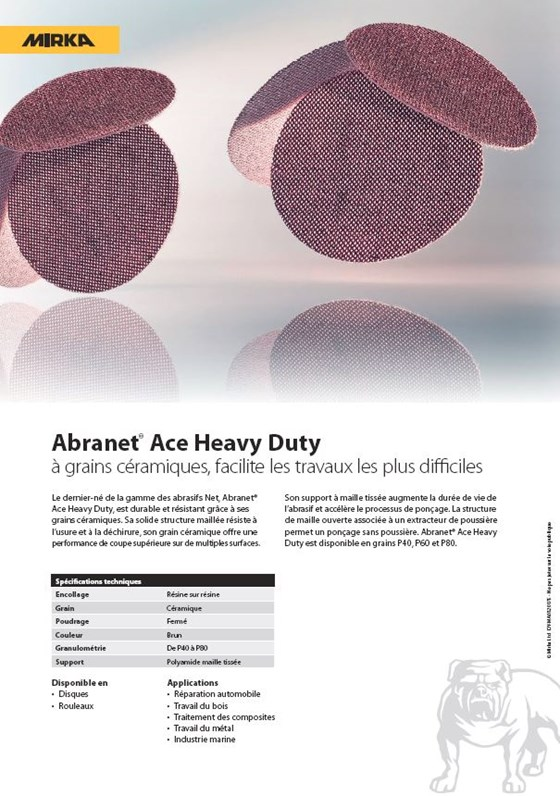Abranet Ace Heavy Duty