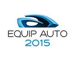 Mirka participates at Equip Auto 2015 in Paris