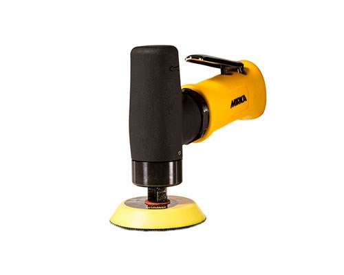 Mirka<sup>®</sup> AP – the compact polisher for small areas