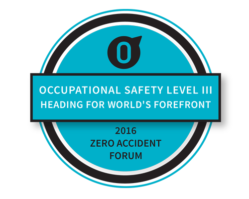 Mirka is heading for the world's forefront in occupational safety