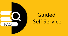 Guided Self Service
