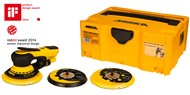 Mirka power tools - the best sanders for your surface finishing need