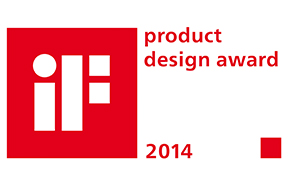 IF product design award 2014 winner logo.