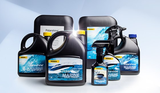 Ready for the boating season with Polarshine<sup>®</sup> Marine Cleaning