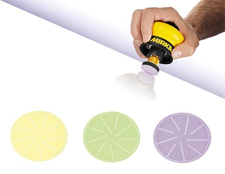 Mirka tools - the best sander and polisher for your surface finishing need