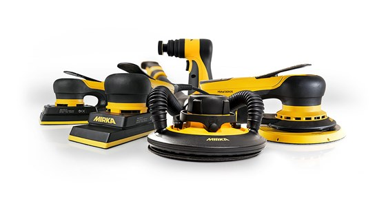 A Decade of Mirka Power Tools