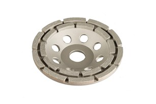 Mirka Diamond Cup Wheel 125x22,2mm SD-5 2-RIM