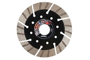Mirka Diamond Wheel PRO 115x22,2mm SE