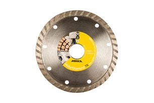 Mirka Diamond Wheel 125x22,2mm TR