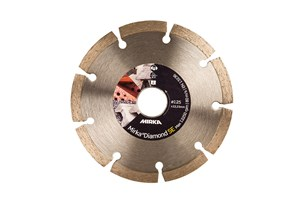 Mirka Diamond Wheel 125x22,2mm SE