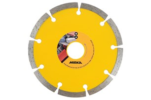 Mirka Diamond Wheel DIY 125x22,2mm SE