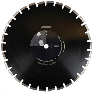 Mirka Diamond Wheel PRO 300x20,0mm Asphalt