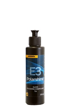 Polarshine E3 Glass Polishing Compound - 250ml