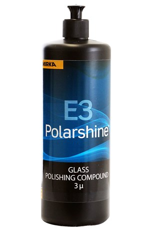 Polarshine E3 Glass Polermedel - 1L
