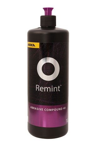 Remint Abrasive Compound 40 - 1L