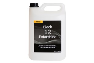Polarshine 12 Black Polishing Compound - 5L