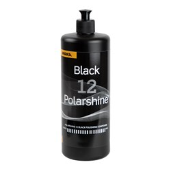 Polarshine 12 Black - pâte de lustrage - 1L