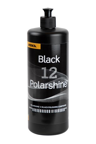 Polarshine 12 Black Polishing Compound - 1L