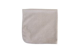 Cleaning Cloth Microfiber 15.75x15.75 Grey, 2/Pkg