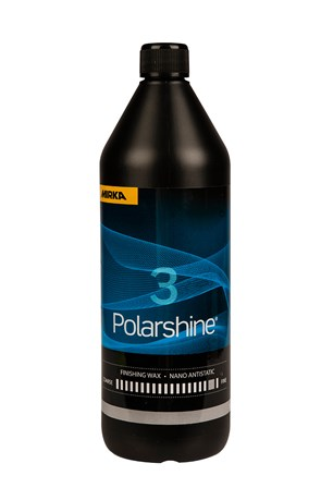 Polarshine 3 Finishing, Antistatic Wax - 1L