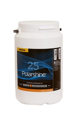 Polarshine 25 Polishing Compound - 2,8L/0,74 gal