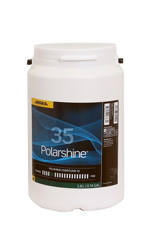 Polarshine 35 Polishing Compound - 2,8L/0,74 gal