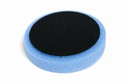 Polishing Foam Pad 150x25mm Grip Blue Flat, 1/Pack