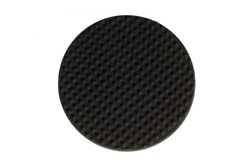 Polishing Foam Pad 150mm Black Dotted, 2/Pack