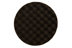 Golden Finish Pad-2 155x25mm Black Waffle, 2/Pack