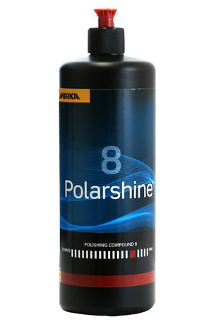 POLARSHINE Polish 8 1L, 1/Pkg