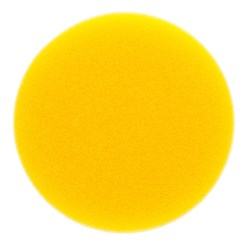 Polishing Foam Pad 85x25mm Yellow Flat 200/P