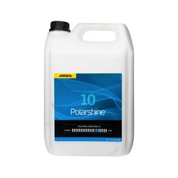 Polarshine 10 Polishing Compound - 5L/1,32 gal