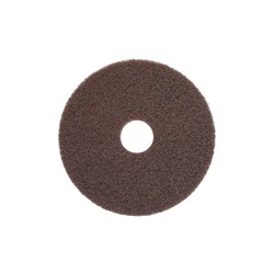 Cleaning Disc 406x25mm Brown