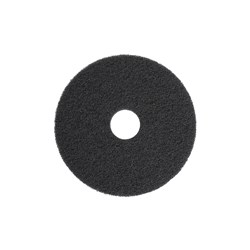 Cleaning Disc 406x25mm Black