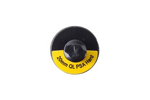 Backing Pad Quick Lock 20mm PSA Hard, 10/Pack