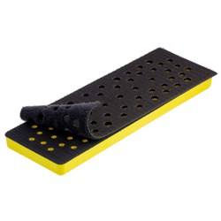 Backing Pad 70x198mm Grip 56H Medium