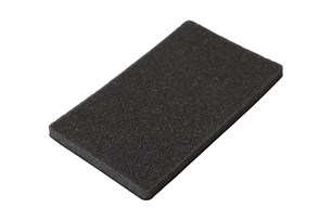 Soft Hand Pad 74x122mm 7mm Grip, 2/Pack