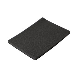 Soft Hand Pad 114 x154mm 7mm Grip, 2/frp.