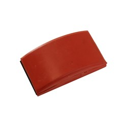 Sanding Block 70x125mm Rubber