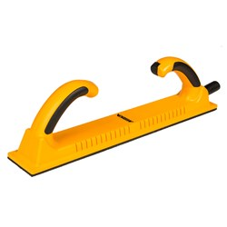 File Board 70x400mm Grip 53H Rigid Yellow