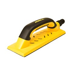 Sanding Block Mirka Handy 80x230mm Grip 55H Yellow