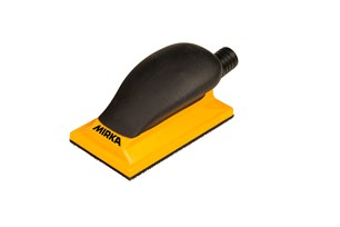 Sanding Block 70x125mm Grip 13H Yellow