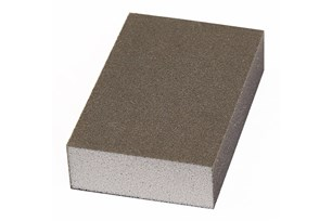Sponge 4-Sided 4x2.75x1 P180, 100/Box