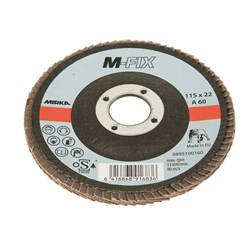Lamellrondell M-FIX 115x22mm ALO 40