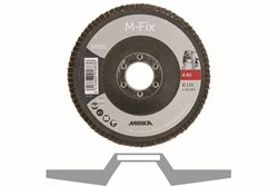 Lamelrondel M-FIX 115x22mm ALO 60