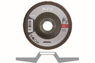 Lamellrondell M-FIX 115x22mm ALO 80