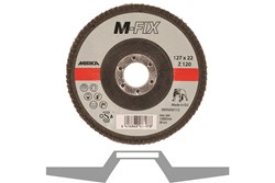 Lamellrondell M-FIX 127x22mm ZIR 120