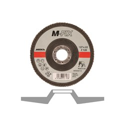 Lamelrondel M-FIX 127x22mm ZIR 120