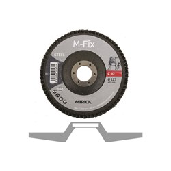 Lamelrondel M-FIX 127x22mm ZIR 40